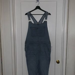 AEO 90's Boyfriend Overalls (new with tags) XL